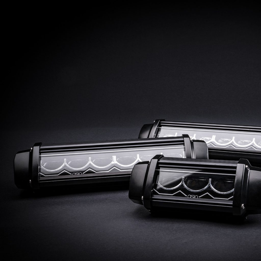 led light bars kit asio evo