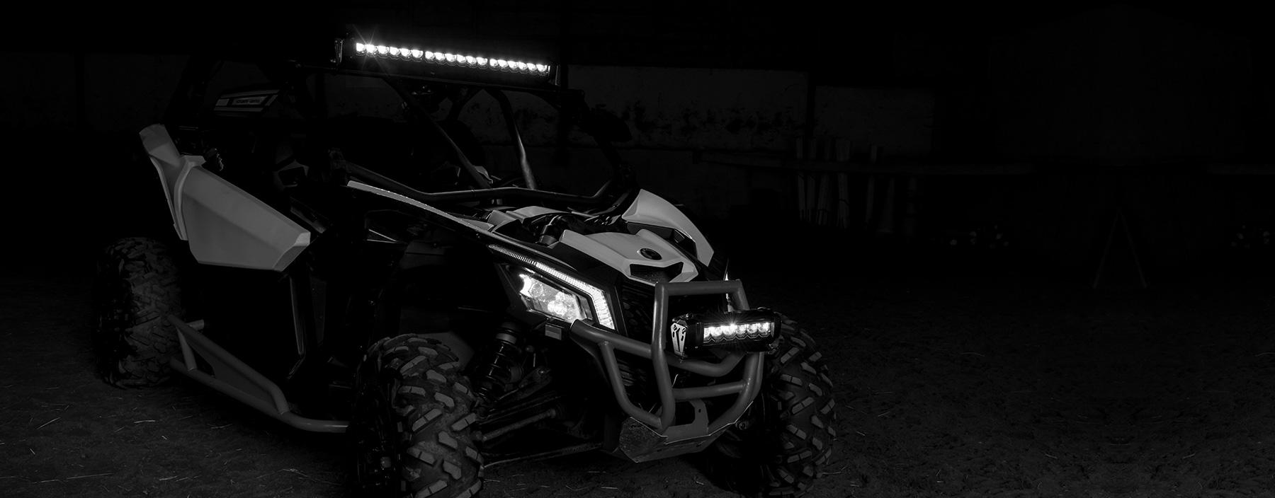 ASIO Evo Smart LED Light bar - Precision lighting for vehicle