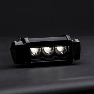Led light bar 10 inches adaptative lighting