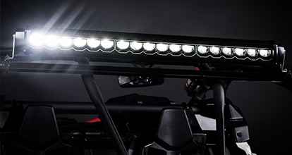 powerful led light bar