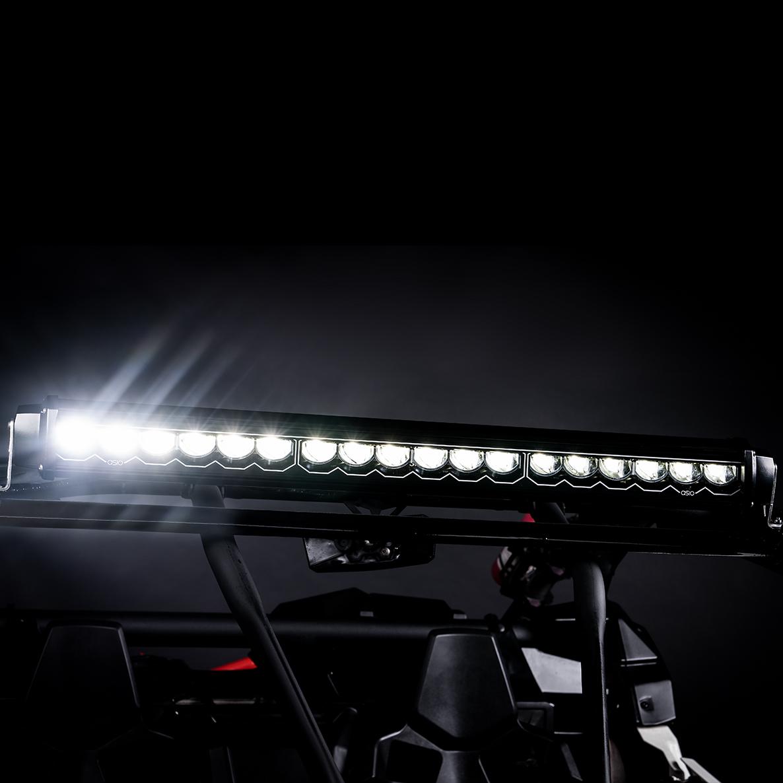 Barre led lumières offroad 40 jeep 4x4 VTT rallye éclairage